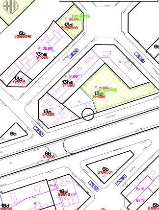 Casos más habituales en el ámbito de la medición y localización geográfica de la propiedad inmobiliaria