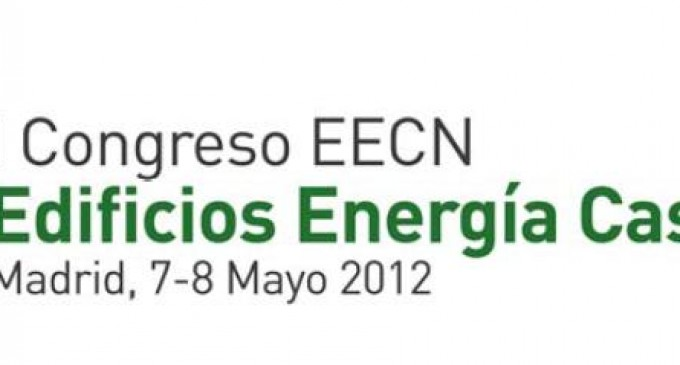 """El """"I Congreso de Edificios de Energía Casi Nula"""" se celebrará los días 7 y 8 de mayo de 2012 en Madrid"""
