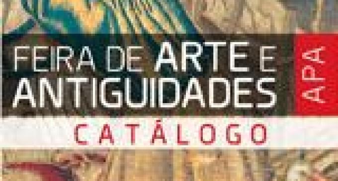Feira de arte e antiguidades