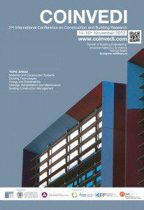 COINVEDI - 2º Congreso Internacional de Investigación en Edificación