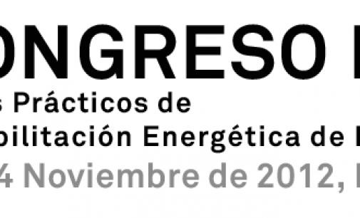 Congreso E4R: Casos Prácticos de Rehabilitación Energética de Edificios