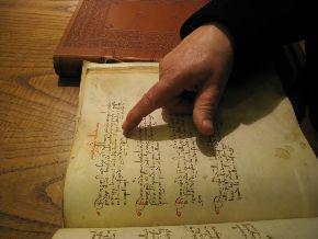 La Profesión de Perito calígrafo y su Colegio Profesional. Parte 3
