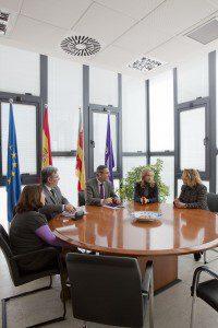 La UJI y la Asociación de Criminólogos de la Comunidad Valenciana desarrollarán actividades docentes e investigadoras para favorecer la formación en materias de criminologia