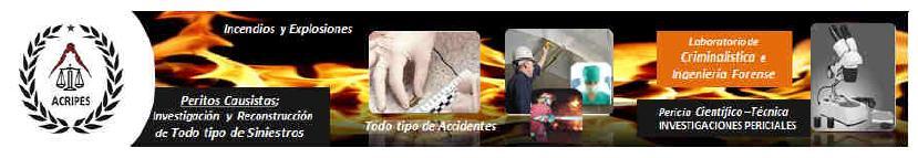 Acripes, Asociación de Criminalistas Forenses, Peritos Judiciales e Investigadores de Siniestros