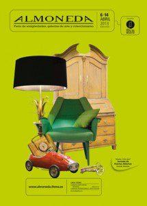 Más de 100 expositores participan en la nueva edición de Almoneda