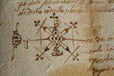 Peritaciones sobre la Historia. Antiguedad de documentos y tintas signo escribano
