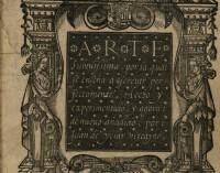 Hablando de Pericia Caligráfica: De la minúscula diplomática a la letra bastarda española