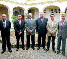 La mediación civil, meta de los agentes de la propiedad