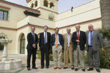 Magistrados debaten en el Instituto de Estudios Cajasol las últimas resoluciones en materia concursal