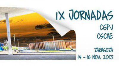 IX Jornadas organizadas por el Consejo General del Poder Judicial y el Consejo Superior de los Colegios de Arquitectos de España