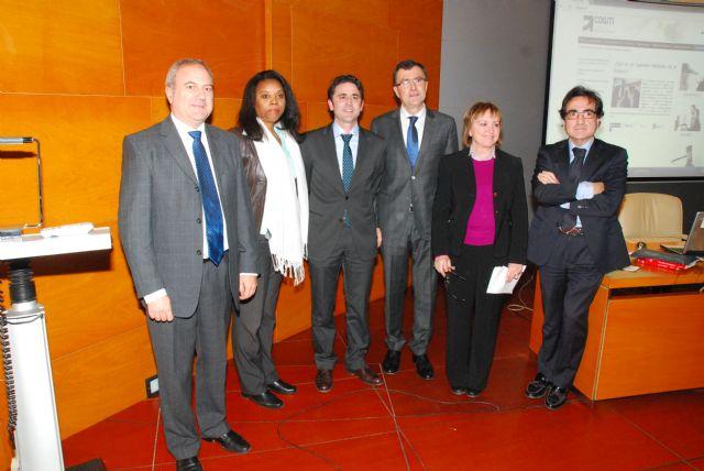 presentación de la primera Plataforma on-line de Ingenieros Mediadores de España