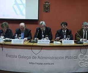 Presentación de la Guía de peritos judiciales 2014 de Unión Profesional de Galicia