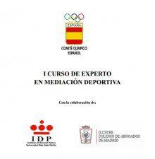 Curso de Experto en Mediación Deportiva