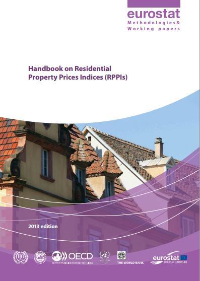 Manual sobre índices de precios de los inmuebles residenciales (RPPIs)