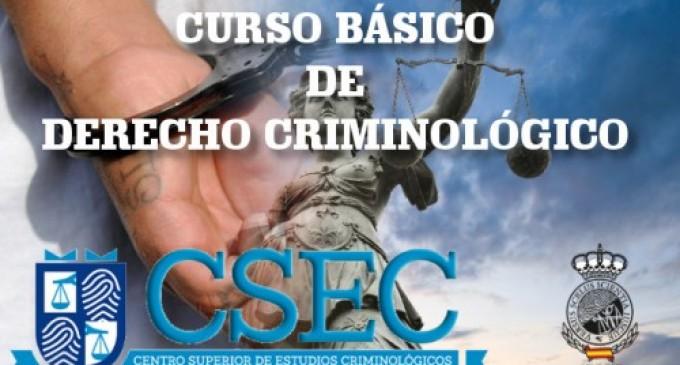 Curso de Derecho criminológico de SECCIF