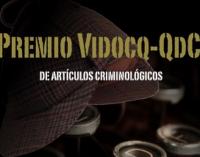I Premio Vidocq-QdC de artículos criminológicos