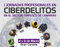I Jornadas Profesionales de Ciberdelitos en el sector turístico de Canarias