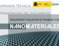"""Jornada Técnica. Documento """"Seguridad y salud en el trabajo con nanomateriales"""""""
