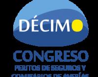 Décimo Congreso de Perito de Seguros y Comisarios de Averías