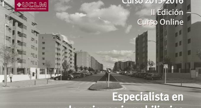 Curso Online de Valoraciones Inmobiliarias