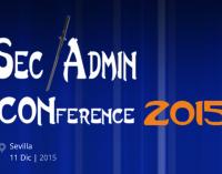Congreso de Seguridad Informática Sec Admin