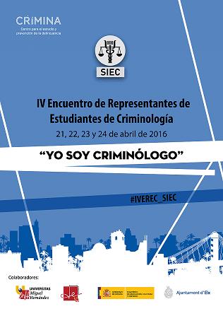 IV Encuentro de Representantes de Estudiantes de Criminología