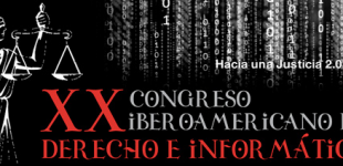 XX Congreso Iberoamericano de Derecho e Informática