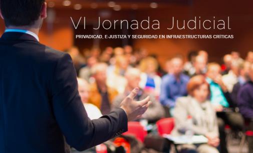 VI Jornada de Informática Judicial