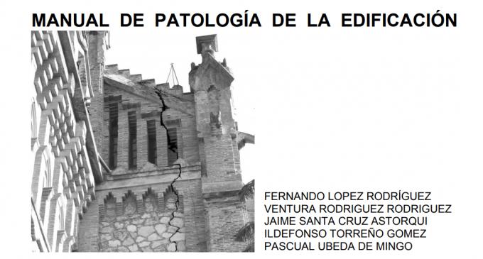 Manual de Patología de la Edificación