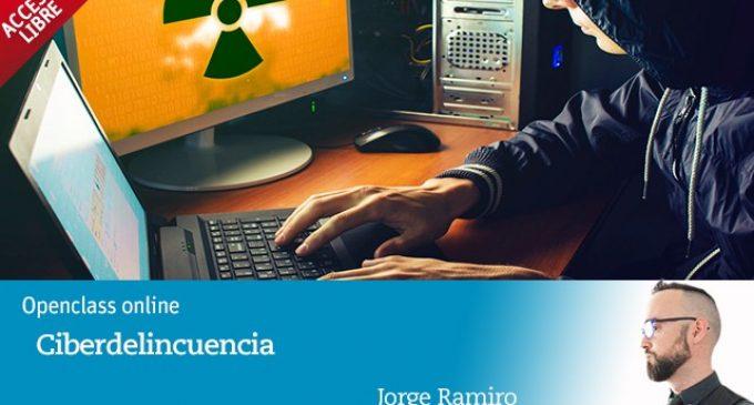 Openclass Gratuita «Ciberdelincuencia» de la UNIR