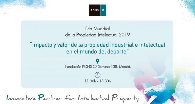Jornada: Impacto y valor de la propiedad industrial e intelectual en el mundo del deporte
