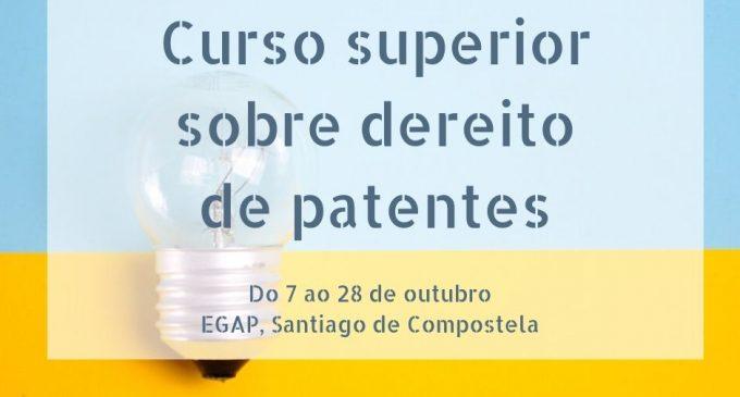 Curso superior sobre derecho de patentes