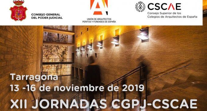 XII Jornadas CGPJ-CSCAE
