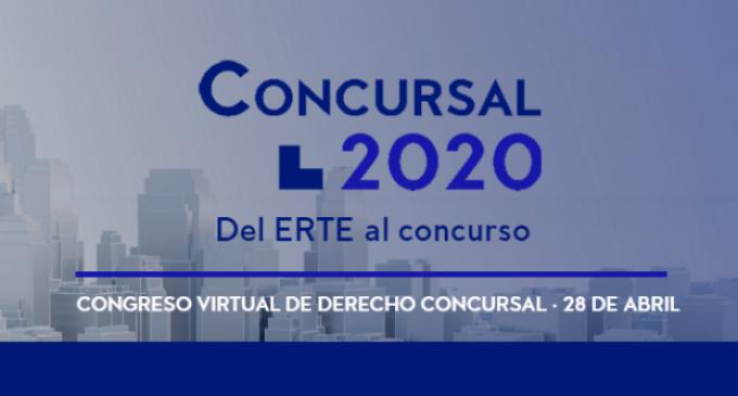 Congreso Derecho Concursal 2020: del ERTE al concurso