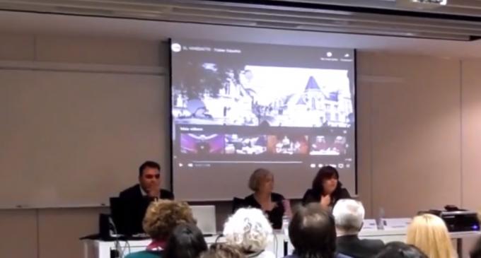 Conferencia 'Prueba pericial mediante microexpresiones faciales en Derecho de Familia'