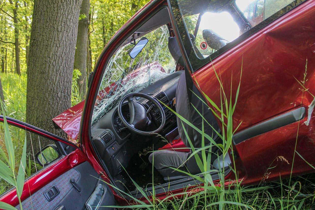 Baremo de accidentes de tráfico 2021