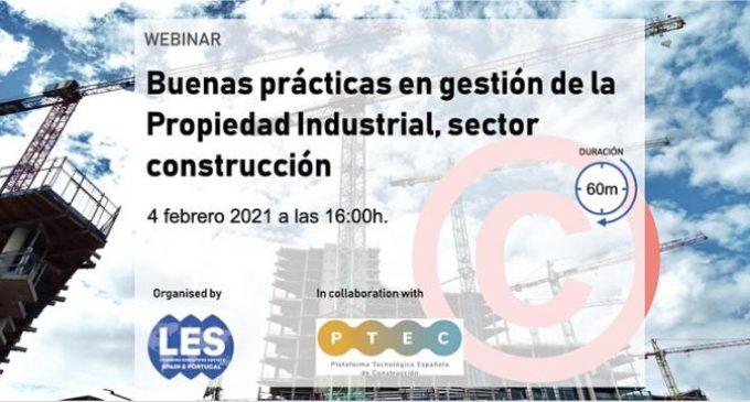 Webinar: Buenas prácticas en gestión de la Propiedad Industrial