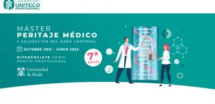 Máster en Peritaje Médico y Valoración del Daño Corporal de Fundación Uniteco