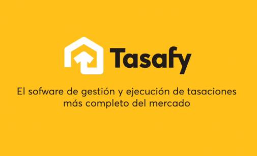 Tasafy, software de valoración de inmuebles